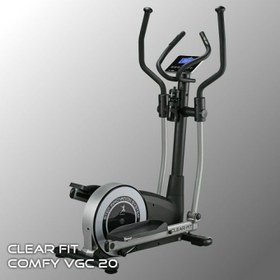 Clear-Fit Эллиптический тренажер Clear Fit Comfy VGC 20 Compact